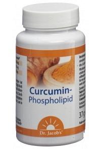 DR. JACOB'S Curcumin-Phospholipid Kaps Ds 60 Stk
