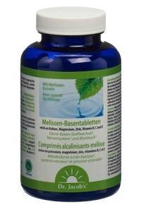 DR. JACOB'S Melissen-Basentablette Tabl Ds 250 Stk