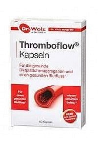 THROMBOFLOW Dr. Wolz Kaps 60 Stk