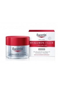 EUCERIN HYAL-FILLER+Vol-Lift Nachtpfleg 50 ml