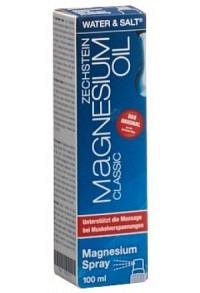 ZECHSTEIN Magnesium Öl classic Spr 100 ml