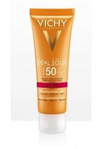 VICHY Ideal Soleil Anti-Age Creme LSF50+ Fl 50 ml