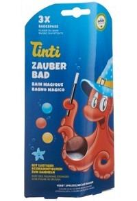 TINTI Zauberbad 3er Pack D/F/I