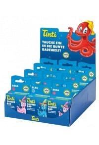 TINTI Zauberbad Mix rosa/blau 12Stk D/F/I