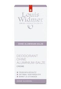 WIDMER Deo Crème O/Alum Salze Parf 40 ml