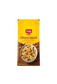 SCHÄR Choco Müesli glutenfrei Btl 375 g