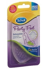 SCHOLL Party Feet Ballenpolster 1 Paar