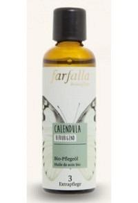 FARFALLA Bio-Pflegeöl Calendula 75 ml