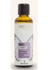 FARFALLA Bio-Pflegeöl Mandel 75 ml