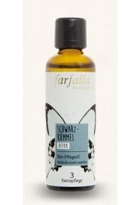 FARFALLA Bio-Pflegeöl Schwarzkümmel 75 ml