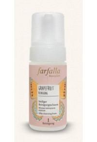 FARFALLA Reinigungsschaum Grapefruit 120 ml