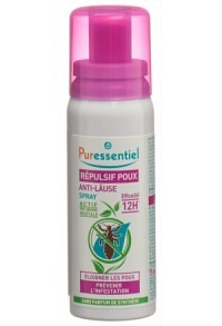 PURESSENTIEL Anti-Läuse Spray 75 ml