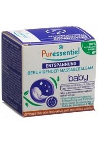 PURESSENTIEL Beruh Massagebals Baby 3 äth Öl 30 ml