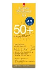 WIDMER All Day 50+ Unparf 100 ml