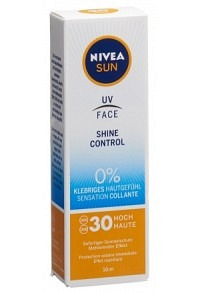 NIVEA Sun UV Face Shine Control LSF30 50 ml