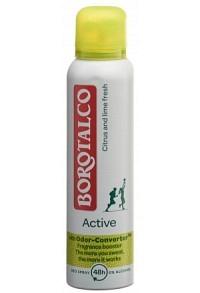 BOROTALCO Active Fr Spray Zitr Limette 150 ml