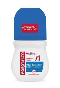BOROTALCO Deo Active Roll on Meersalz 50 ml