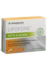 LIPOFEINE Fette & Zucker Kaps 60 Stk