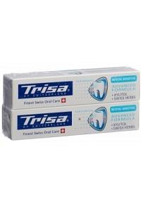 TRISA Zahnpasta Revital Sensitive DUO 2 x 75 ml