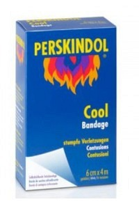 PERSKINDOL Cool Bandage 6cmx4m