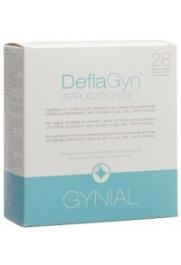 DEFLAGYN Vaginalgel (28 Applikatoren) 150 ml