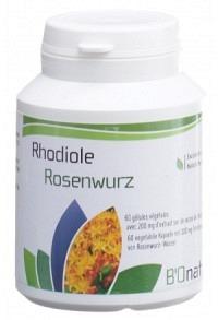 BIONATURIS Rhodiola Kaps 200 mg Fl 60 Stk