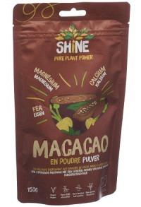 SHINE Macacao Pulver BIO Btl 150 g