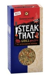 SONNENTOR Steak That Grillgewürz Btl 50 g