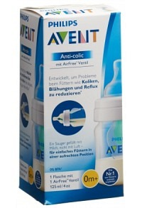 AVENT PHILIPS Anti-Colic Fl AirFr Vent 125ml