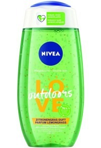 NIVEA Pflegedusche Love Outdoor 250 ml