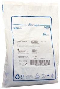 QUALIMED Urinbeutel 1.5l 10cm mit RV 10 Stk