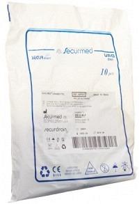 QUALIMED Urinbeutel 1.5l 90cm mit RV 10 Stk
