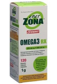 ENERZONA Omega-3 Kaps 1 g Ds 120 Stk