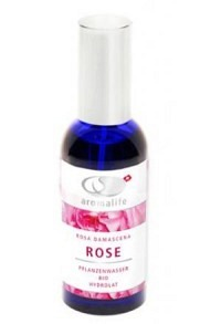 AROMALIFE Pflanzenwasser Rose Spr 100 ml