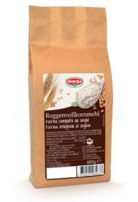 MORGA Roggenvollkornmehl Bio Btl 400 g