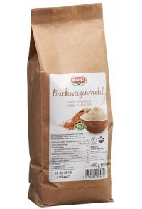 MORGA Buchweizenmehl Bio glutenfrei 400 g