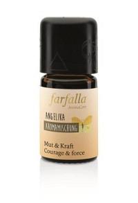 FARFALLA Aromamischung Lebensfreude Angelika 5 ml
