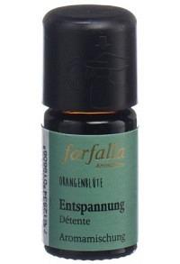 FARFALLA Aromamischung sanft entsp Orangenbl 5 ml