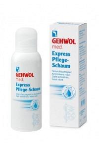 GEHWOL med Express Pflege-Schaum Ds 125 ml