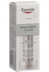 EUCERIN HYALURON-FILLER Peeling+Serum Nacht 30 ml