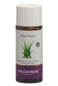 TAOASIS Aloe Vera Basis-Öl Bio Fl 50 ml