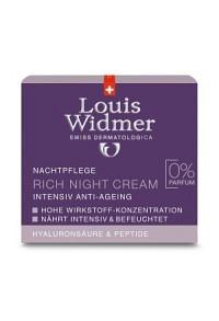 WIDMER Rich Night Cream Unparf 50 ml