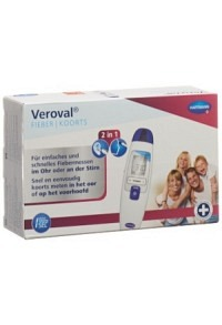 VEROVAL 2in1 IR-Thermometer