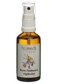 HOMEDI-KIND Rosen-Teebaum Hydrolat Fl 55 ml