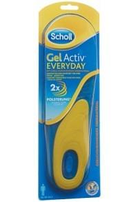 SCHOLL GelActiv Sohle 40-46.5 Everyday M 1 Paar