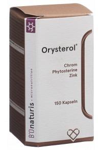 BIONATURIS Orysterol Reiskleie Kaps 470 mg 150 Stk