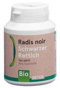 BIONATURIS Schwarz Rettich Kaps 250 mg Bio 120 Stk