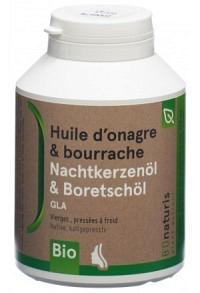 BIONATURIS Nachtke+Borretsch Kaps 500 mg 180 Stk