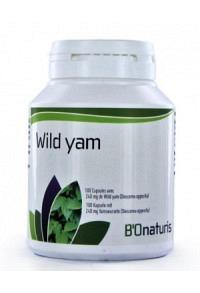 BIONATURIS Wild Yam Pulver Kaps 240 mg 180 Stk
