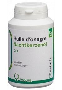 BIONATURIS Nachtkerzenöl Kaps 1000 mg 90 Stk